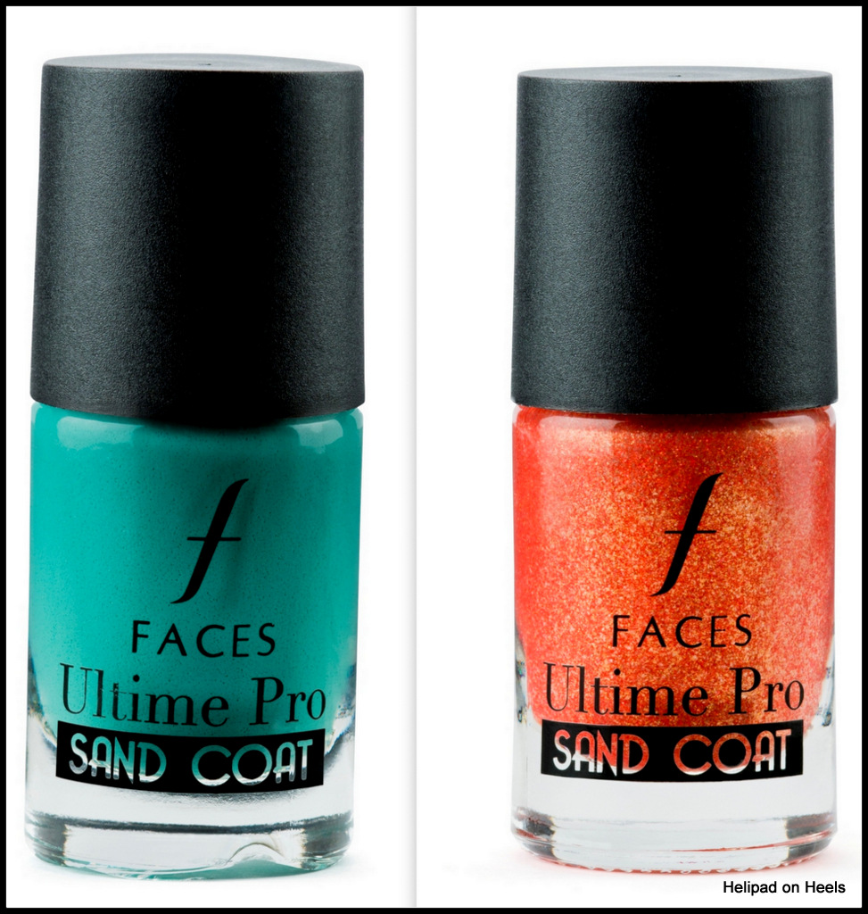 FACES ULTIME PRO SAND COAT collection