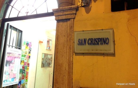 San Crispino, Rome