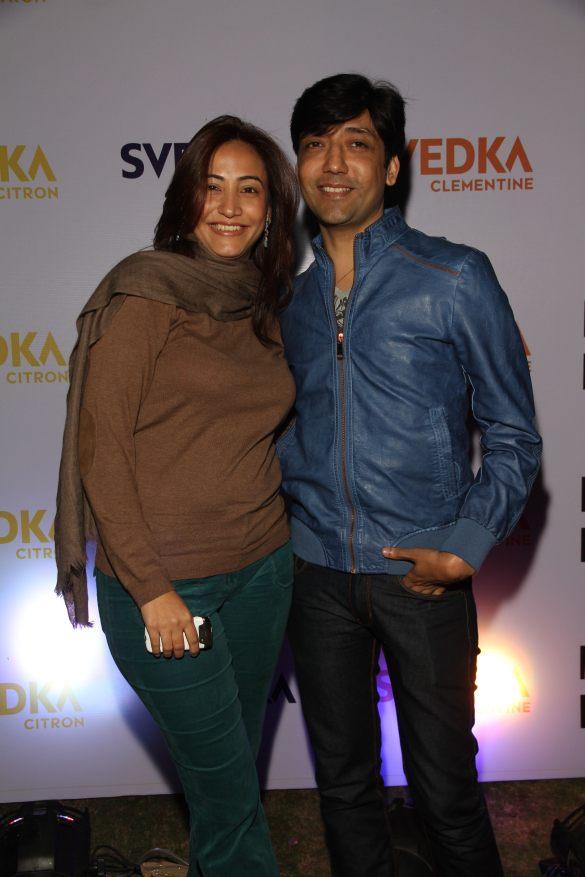Anjali Kothari, Gautam Rakha