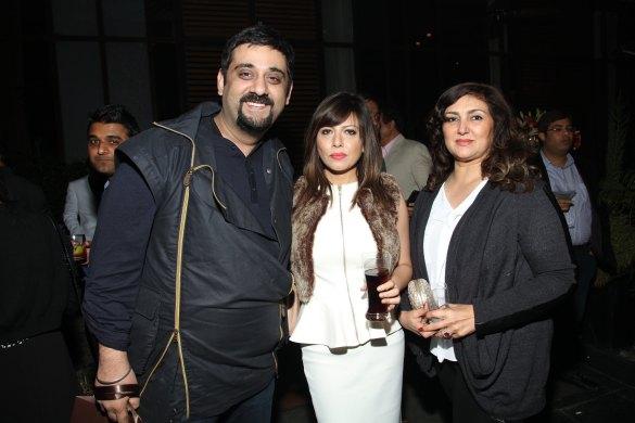 Siddartha Tytler, Gunjita Dhawan, Bharti Bhalla