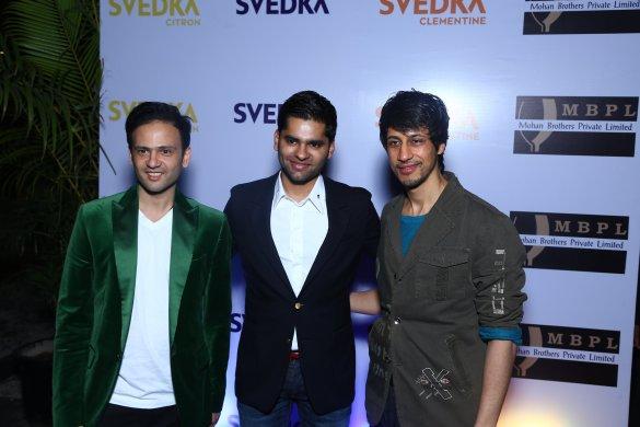 Prateek Jain, Suhail Mehra, Gautam Seth