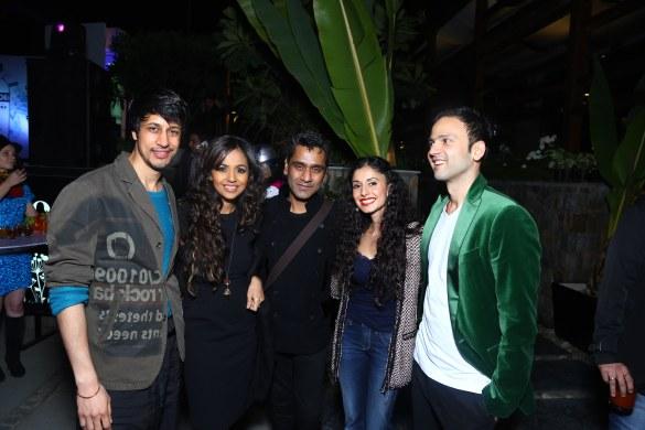 Gautam Seth, Nainika Karan, Rakesh, Aggarwal, Gauri Karan, Prateek Jain