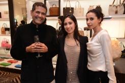 AD Singh, Savitri Singh, Mandira Wirk