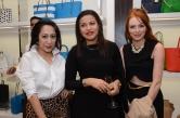 Nandini Bhalla, Thenny Mejia, Brandy Dallas