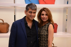 Sanjay Kapoor and Niamat Bakshi