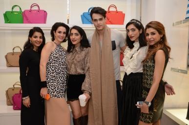 Sumaya Dalmia and friends