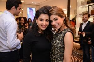 Sumaya Dalmia and Niamat Bakshi