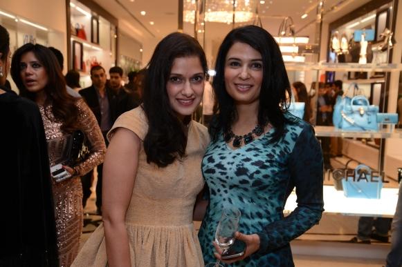 Vidushi Mehra and Divya Gurwara