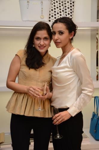 Vidushi Mehra and Mandira Wirk