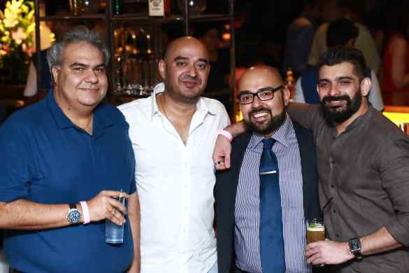 Atul Kapoor, Shiv Karan Singh, Prashant Kalra and Kuldip Tolia.jpg