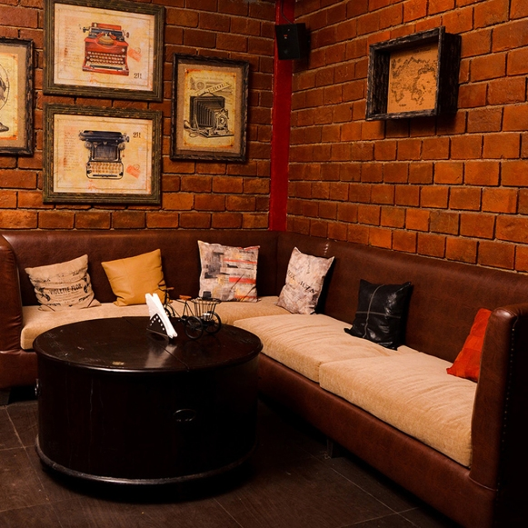 Moonshine Cafe and Bar Interiors