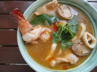 tom yum thalay