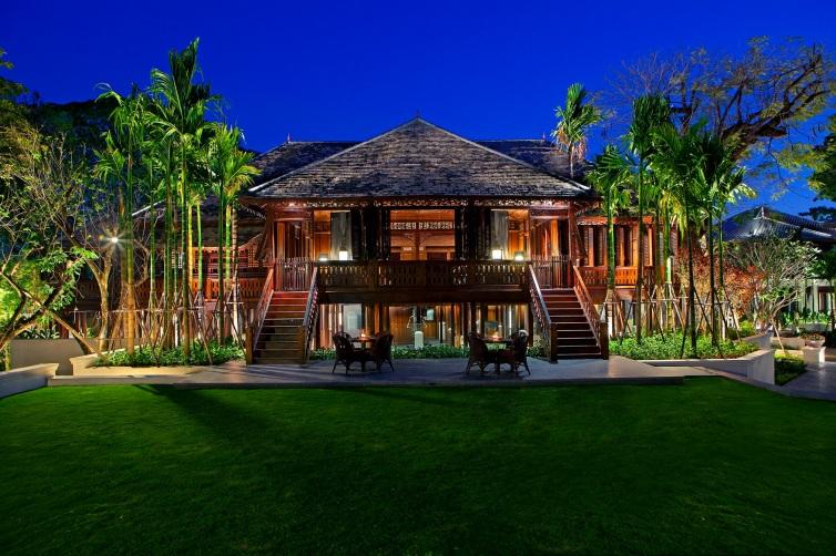 137 Pillars House Chiangmai , Thailand 17-1-12