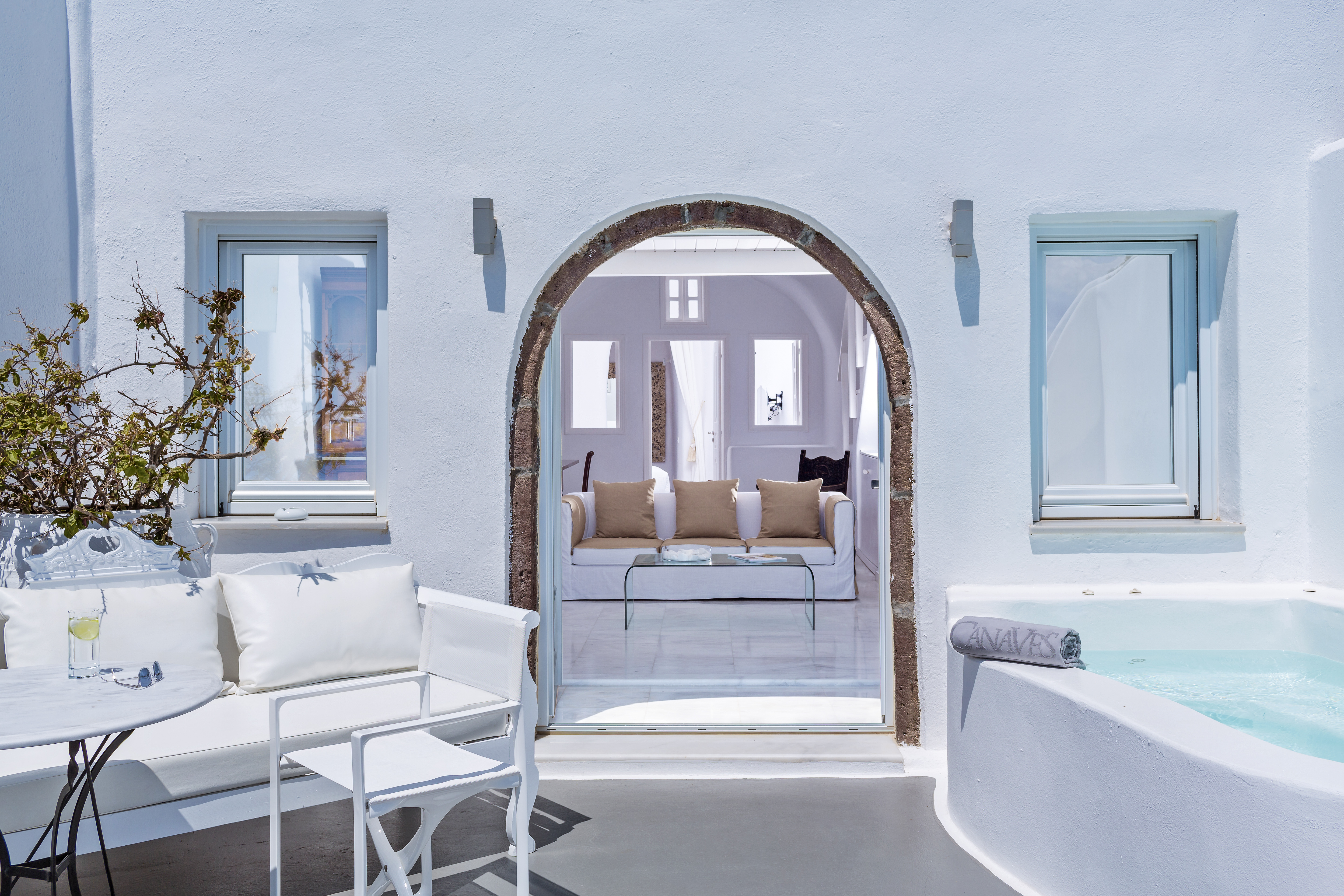 Canaves Oia Hotel - Grand Suite8