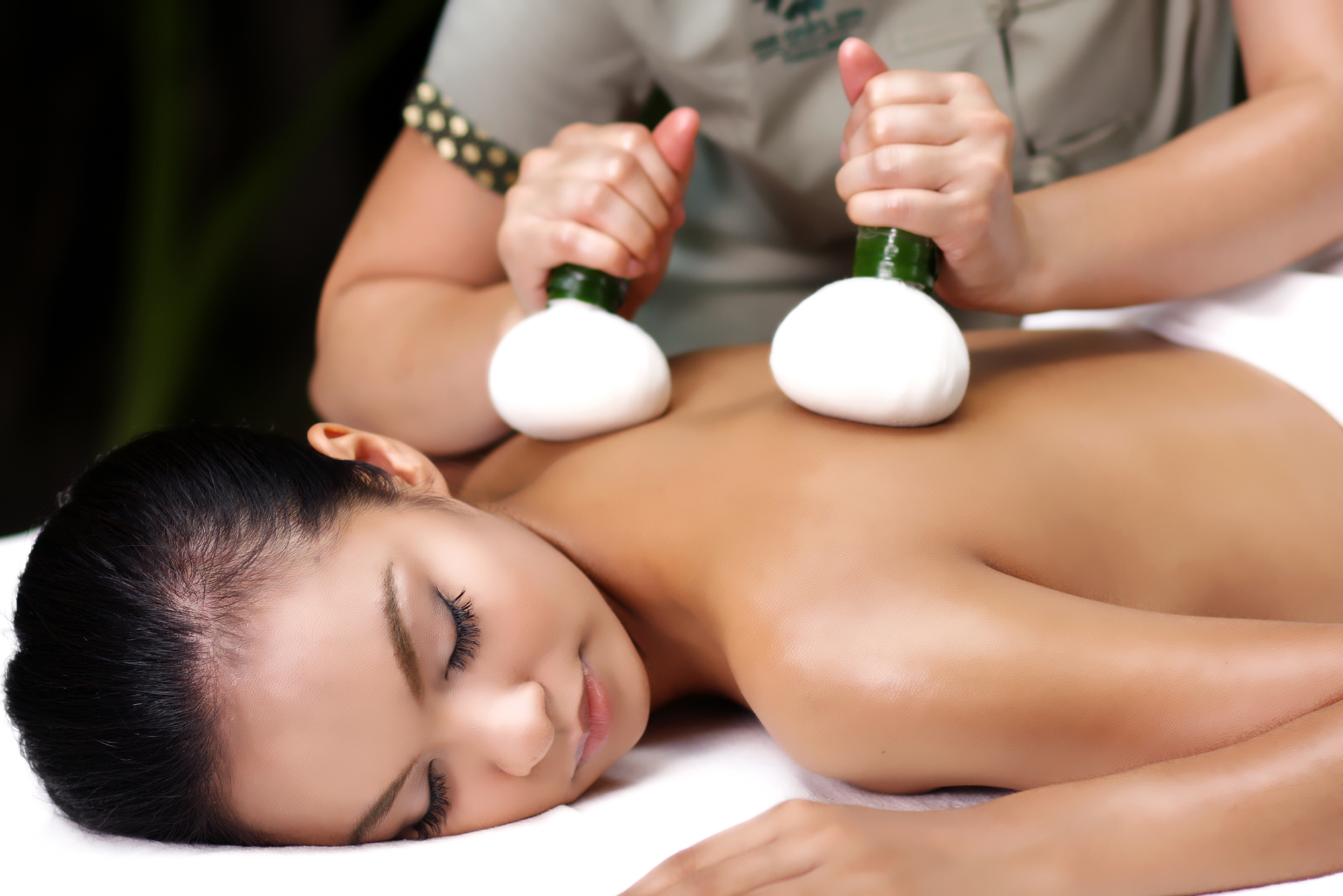 King of Oasis Spa Signature Massage